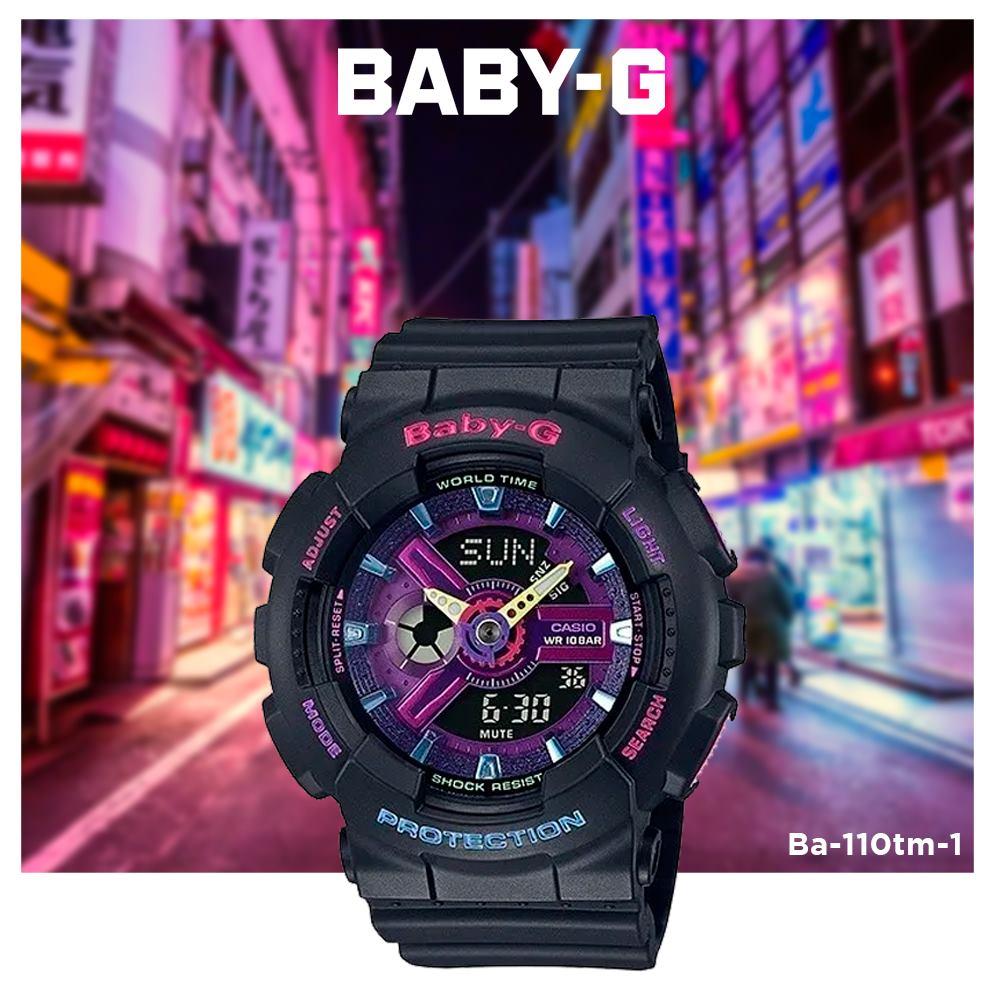 Casio Baby G BA-110TM-1A